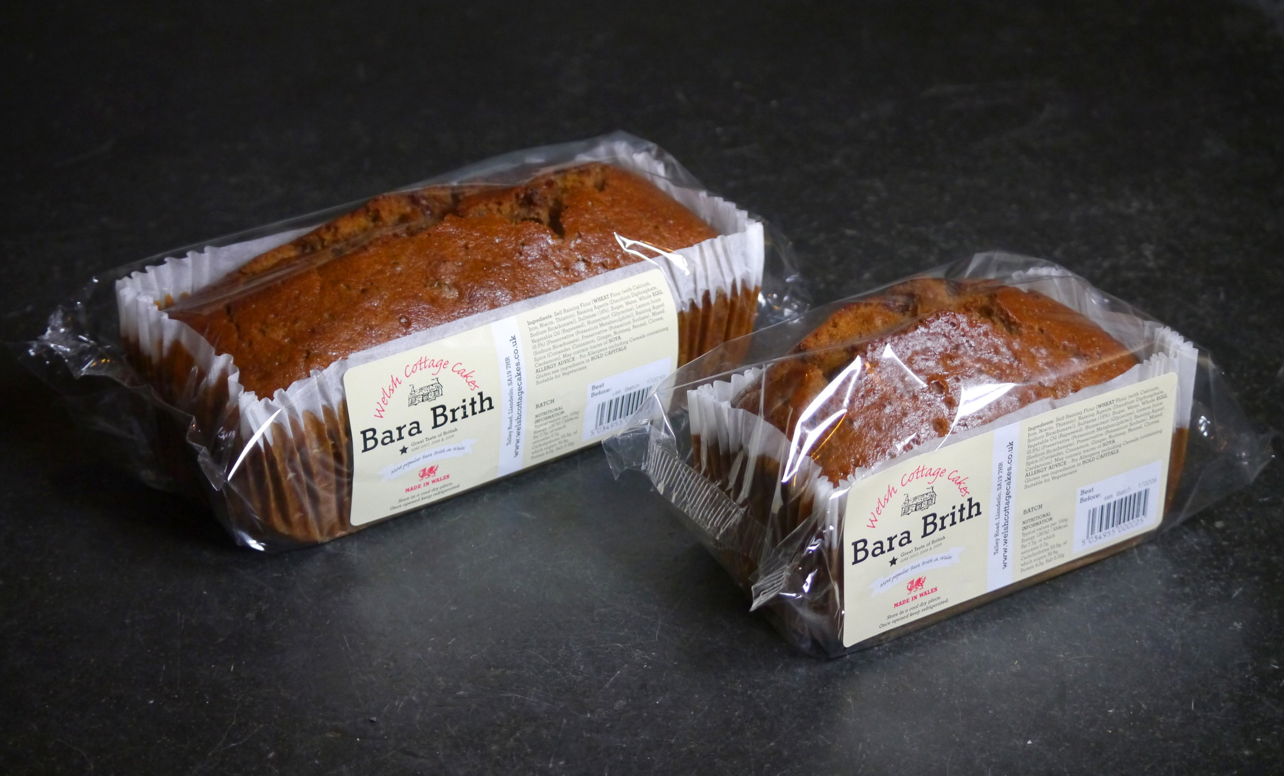 Bara Brith packshot
