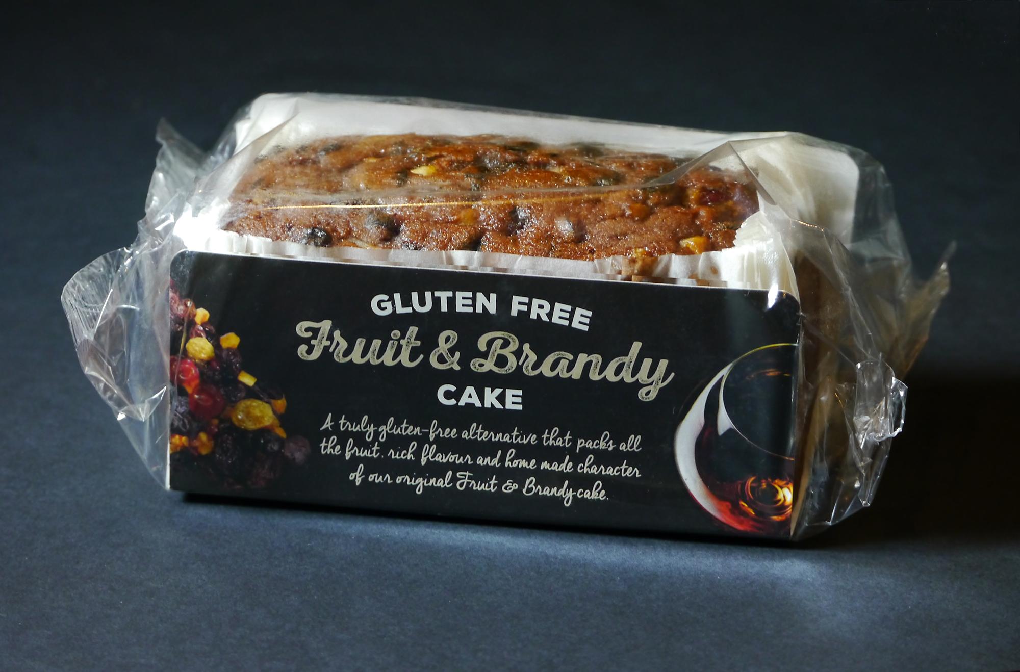 Gluten Free Fruit & Brandy Small Packshot