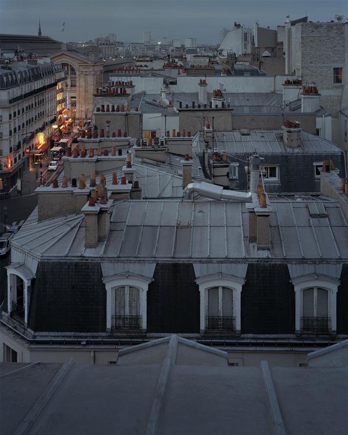 """Copy of """"Sur Paris #283"""" by Alain Cornu"""