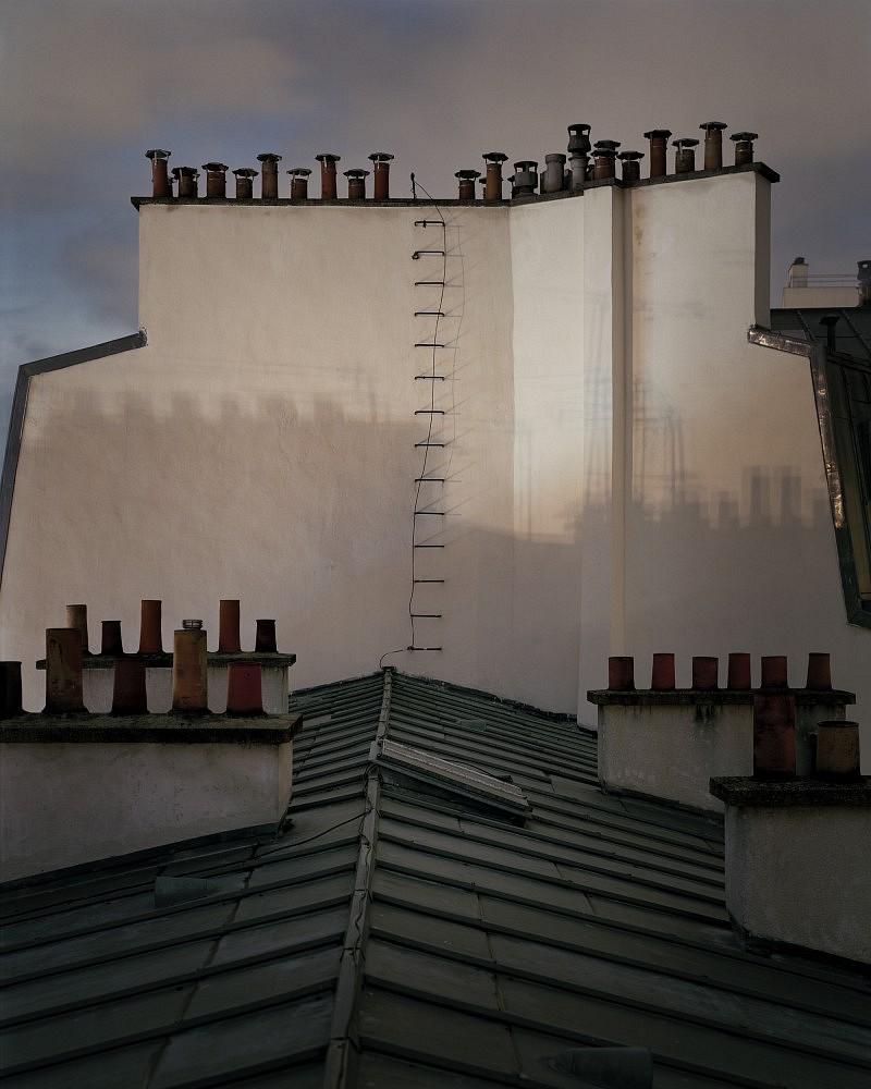 """Copy of """"Sur Paris #75"""" by Alain Cornu"""