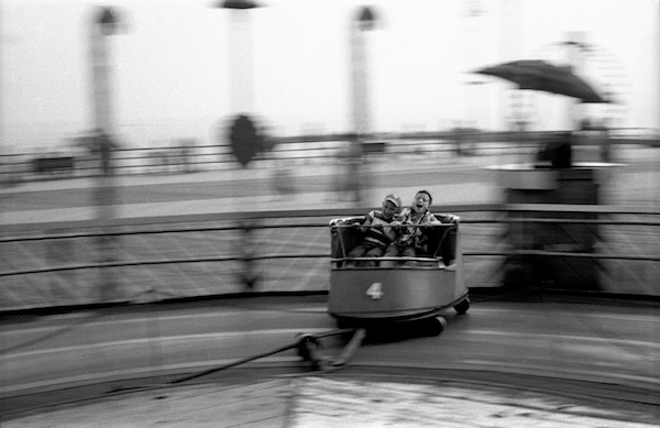 """Copy of """"Kids Ride the Whip"""" by Harold Feinstein"""