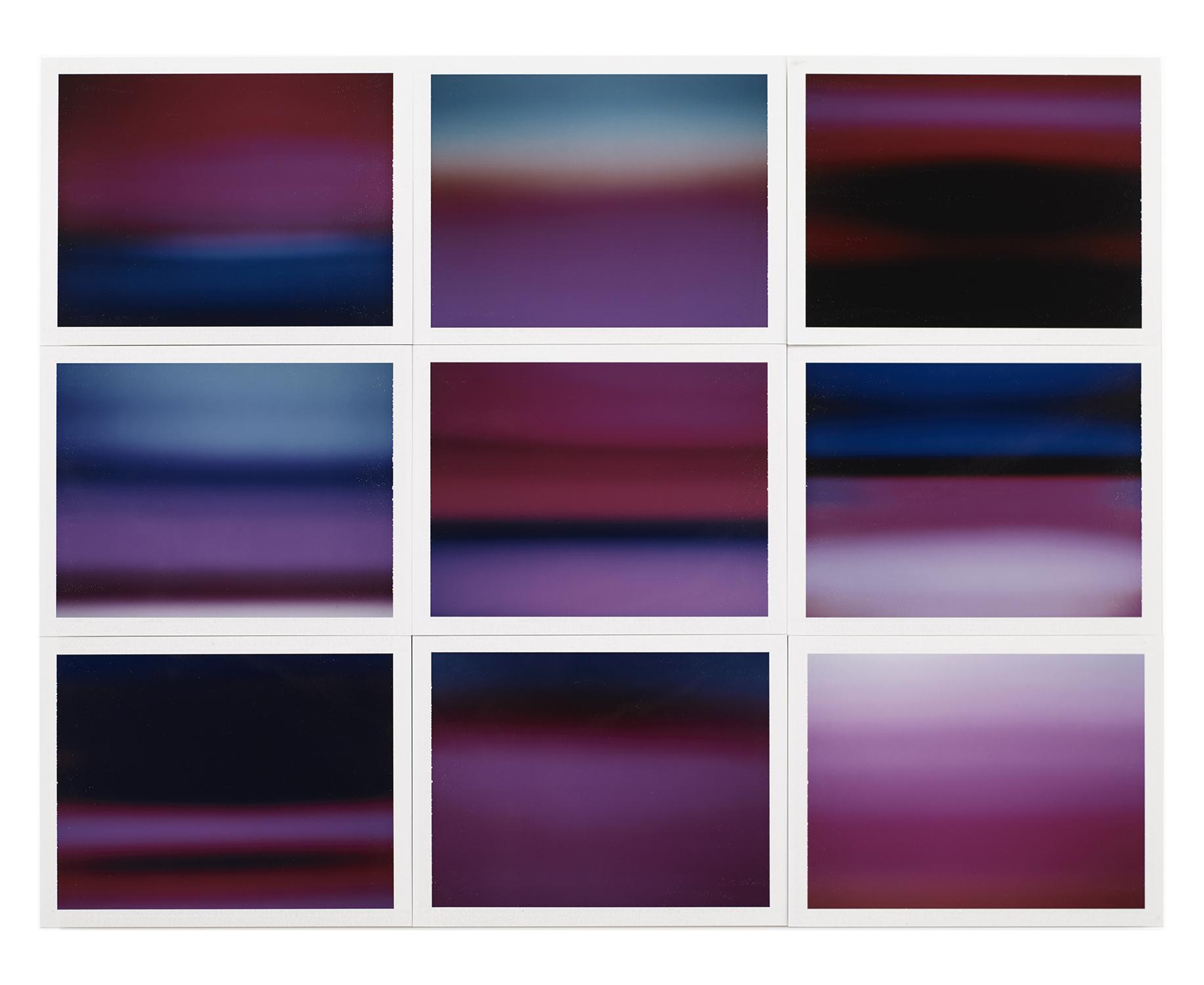 """Copy of """"Horizon, étude couleur #3"""" by Thomas Paquet"""