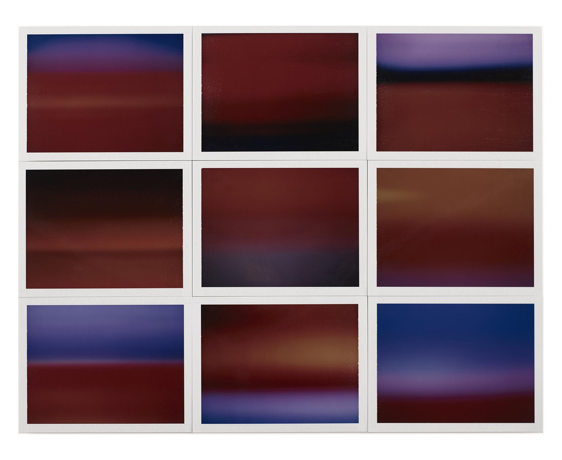 """Copy of """"Horizon, étude couleur #6"""" by Thomas Paquet"""