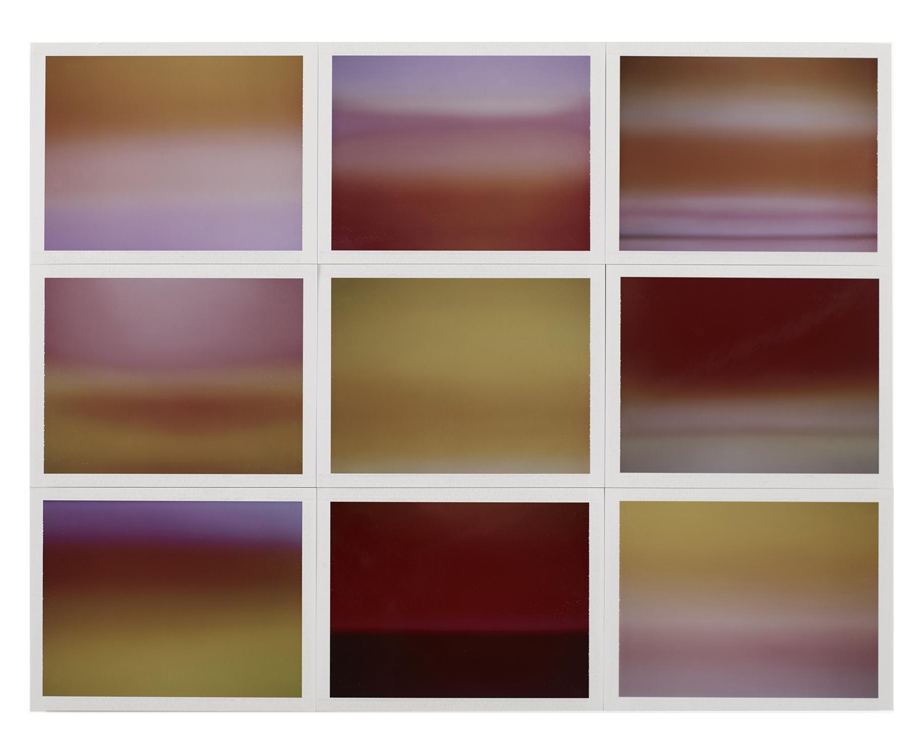 """Copy of """"Horizon, étude couleur #7"""" by Thomas Paquet"""