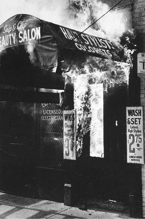 Copy of Ralph Gibson, Beautiful Parlor