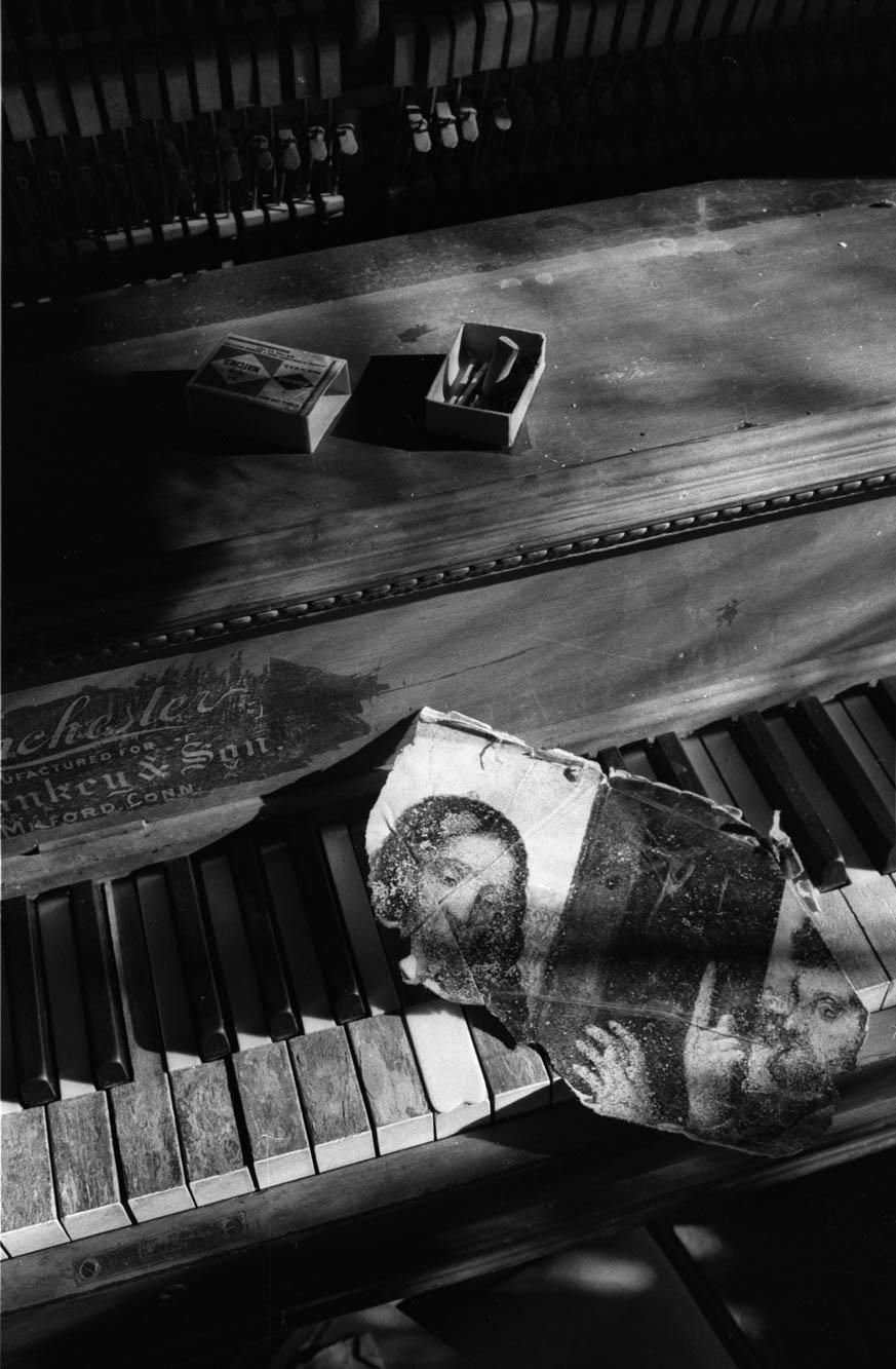 Copy of Piano Still Life (Vermont), 1974
