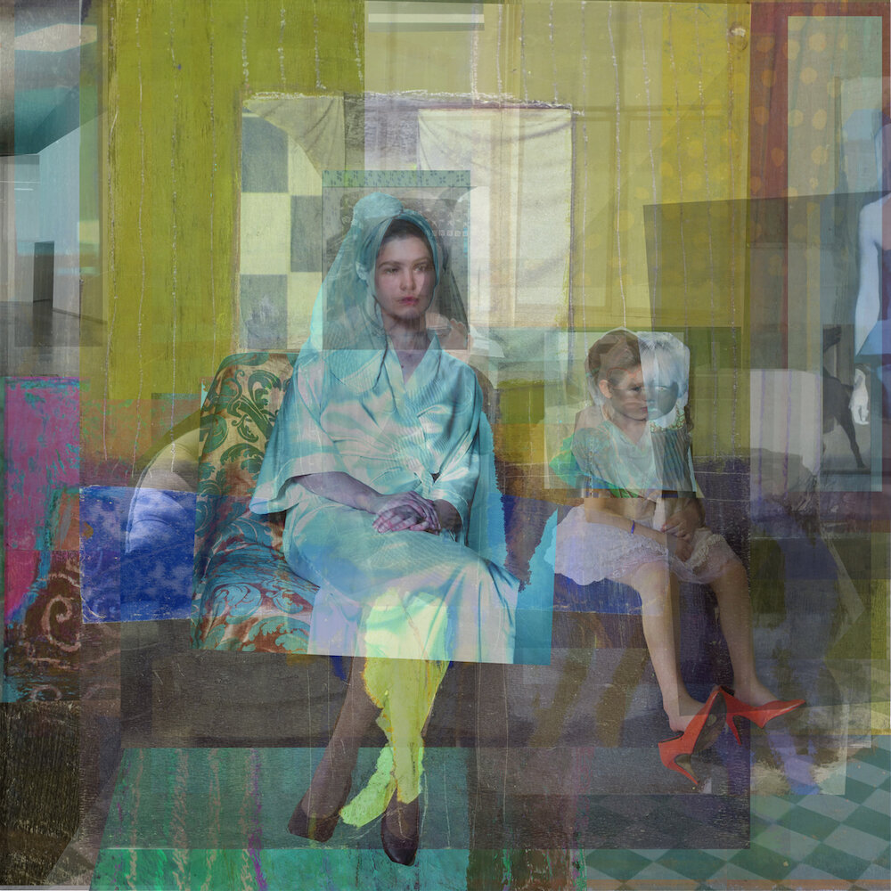 Catherine Balet - Moods in a Room #28, 2019