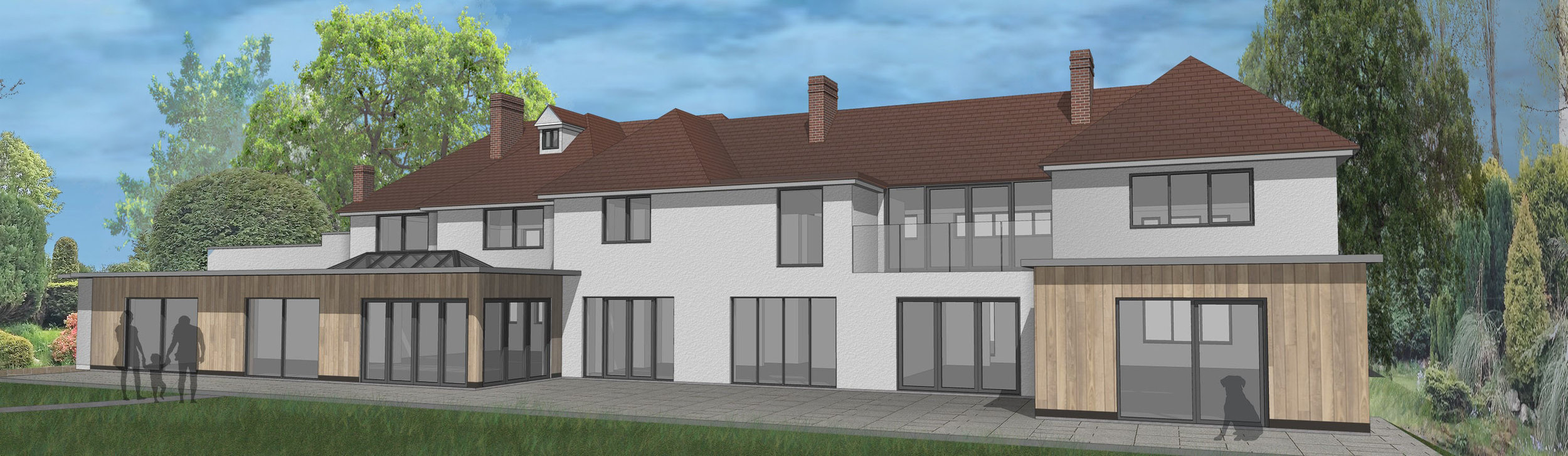 Batley-residence