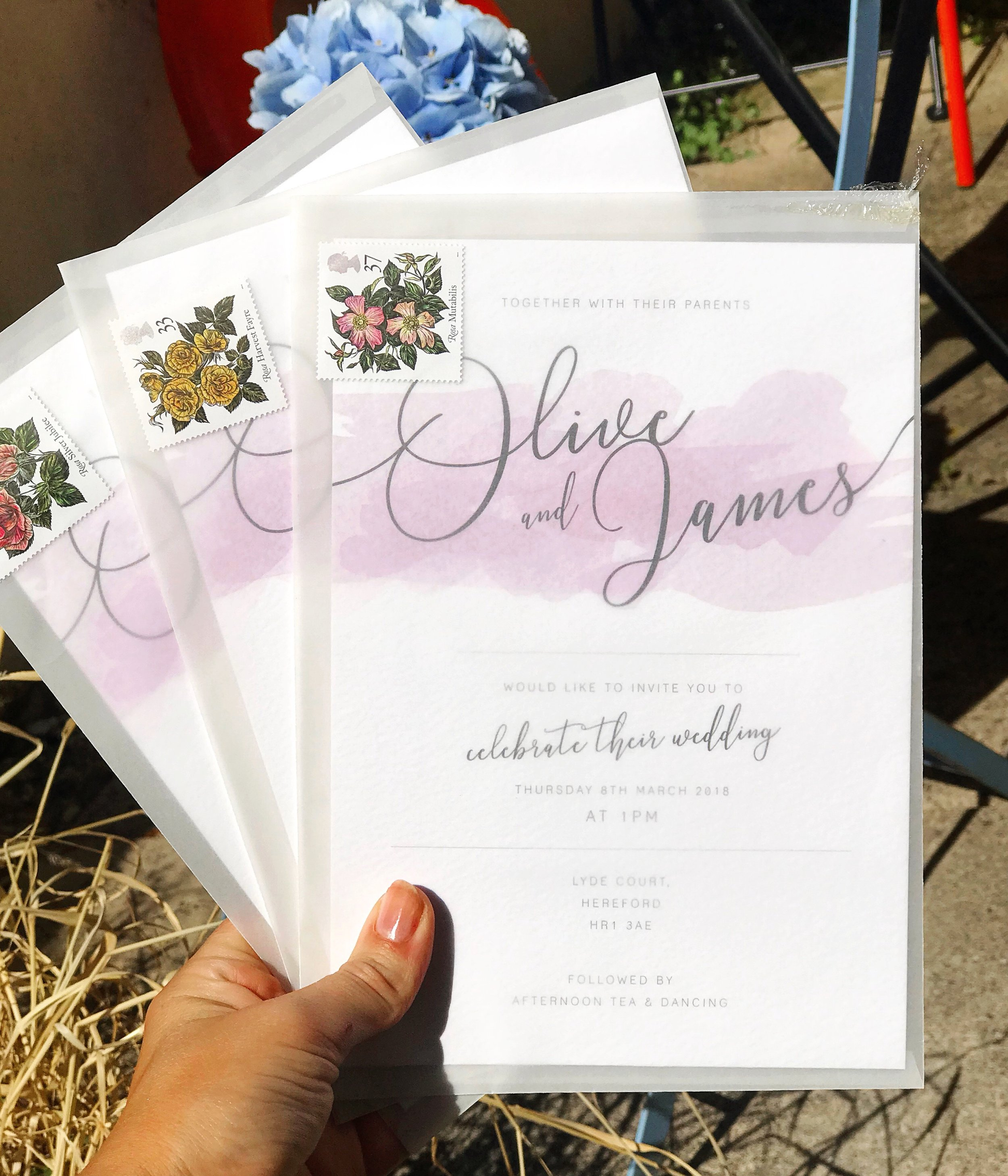 colour-splash-watercolour-wedding-invite-the-ink-closet-transparent-envelopes.JPG