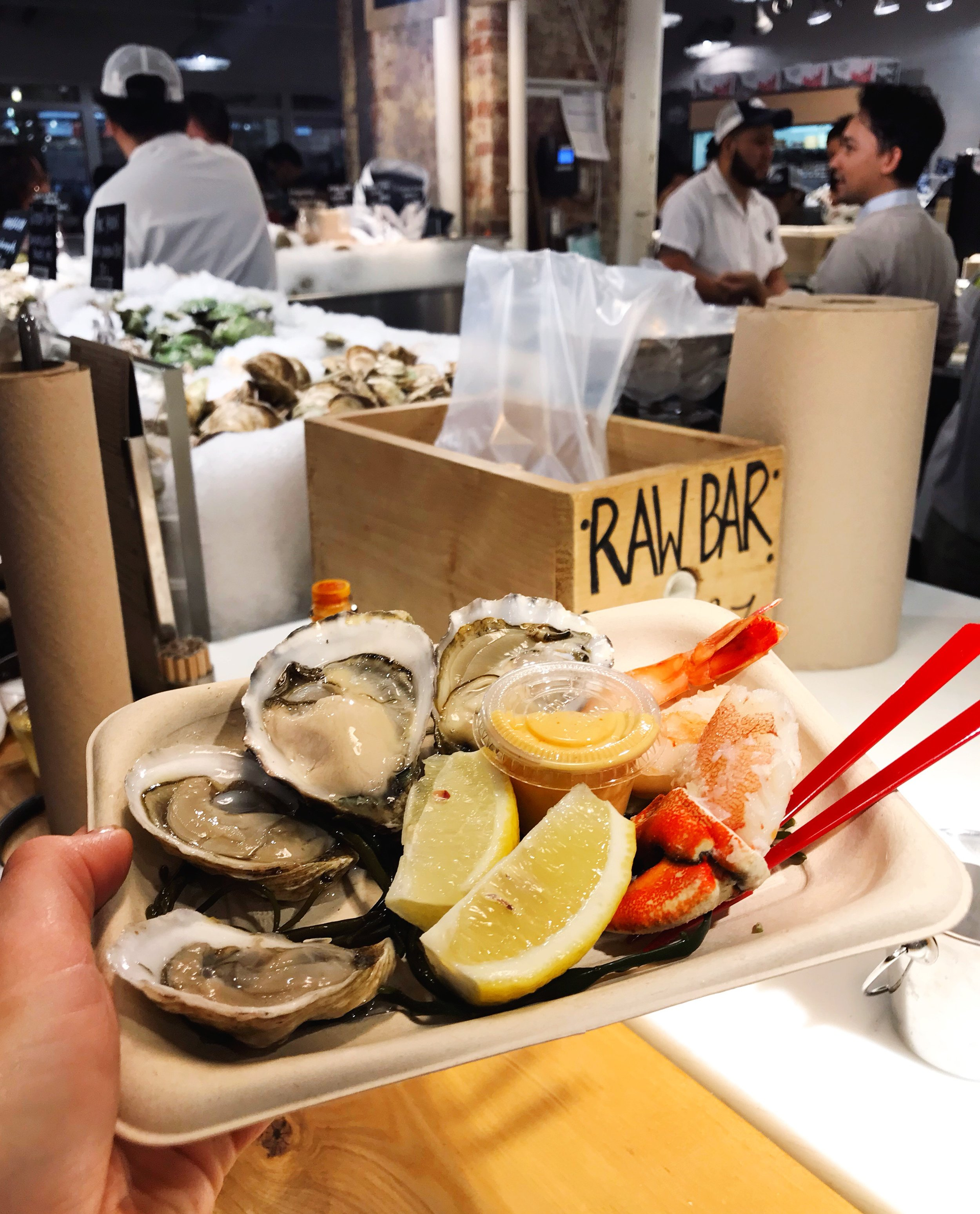 new-york-blog-3-days-timeline-travel-chelsea-fleamarket-seafood.jpg