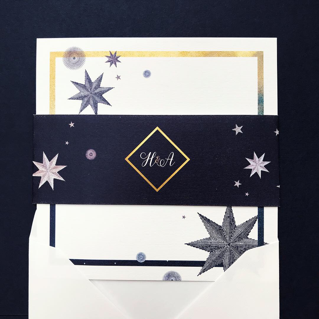 midnight-starry-gold-invitation-wedding-cheltenham-belly-band.JPG