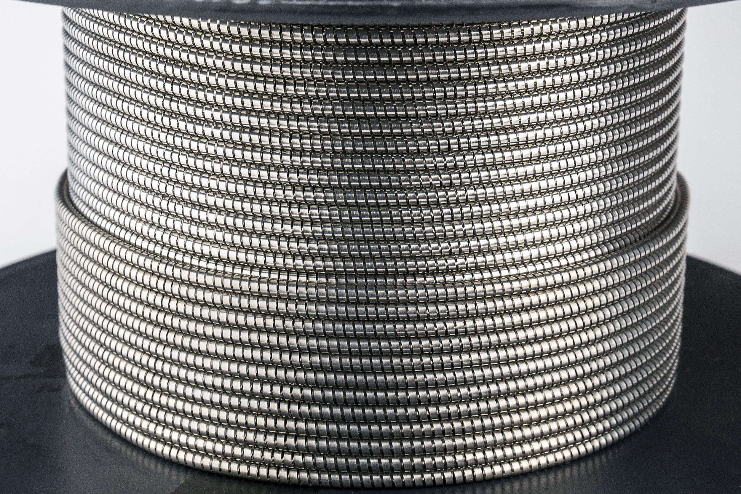 HELICAL SS SOLD BY THE FOOT ON A SPOOL