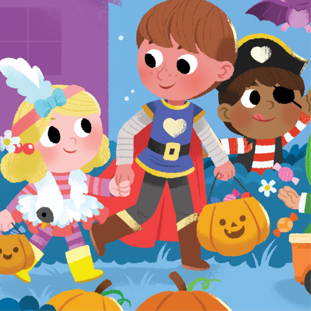 Halloween: Flip-a-Flap!