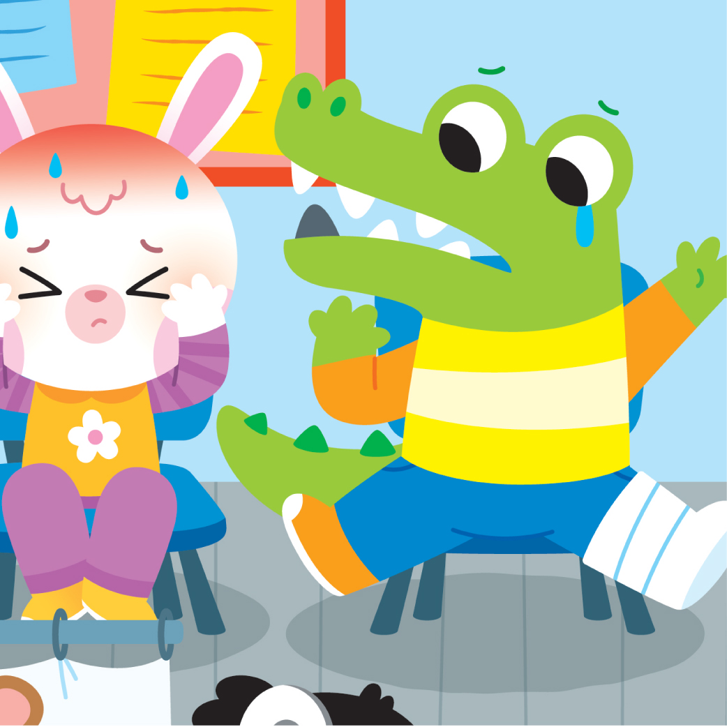 Children's illustration.