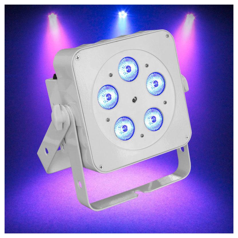 LED Uplighter for weddings