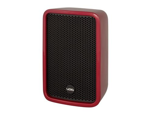 Spartan Audio Void Acoustics Cyclone 10 Red