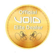 Void Acoustics Elite Dealer Badge Spartan Audio Visual Cardiff South Wales