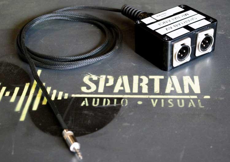 Spartan Audio SAV Mr. Balance DI PCDI Box Interspace Custom Solutions.jpg