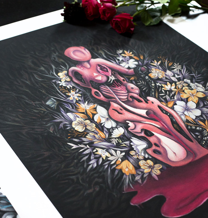 Shop New Prints - Limited Edition giclée prints available