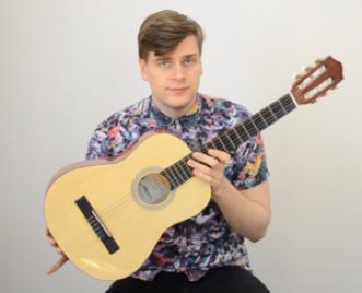 3/4 kids classical guitar