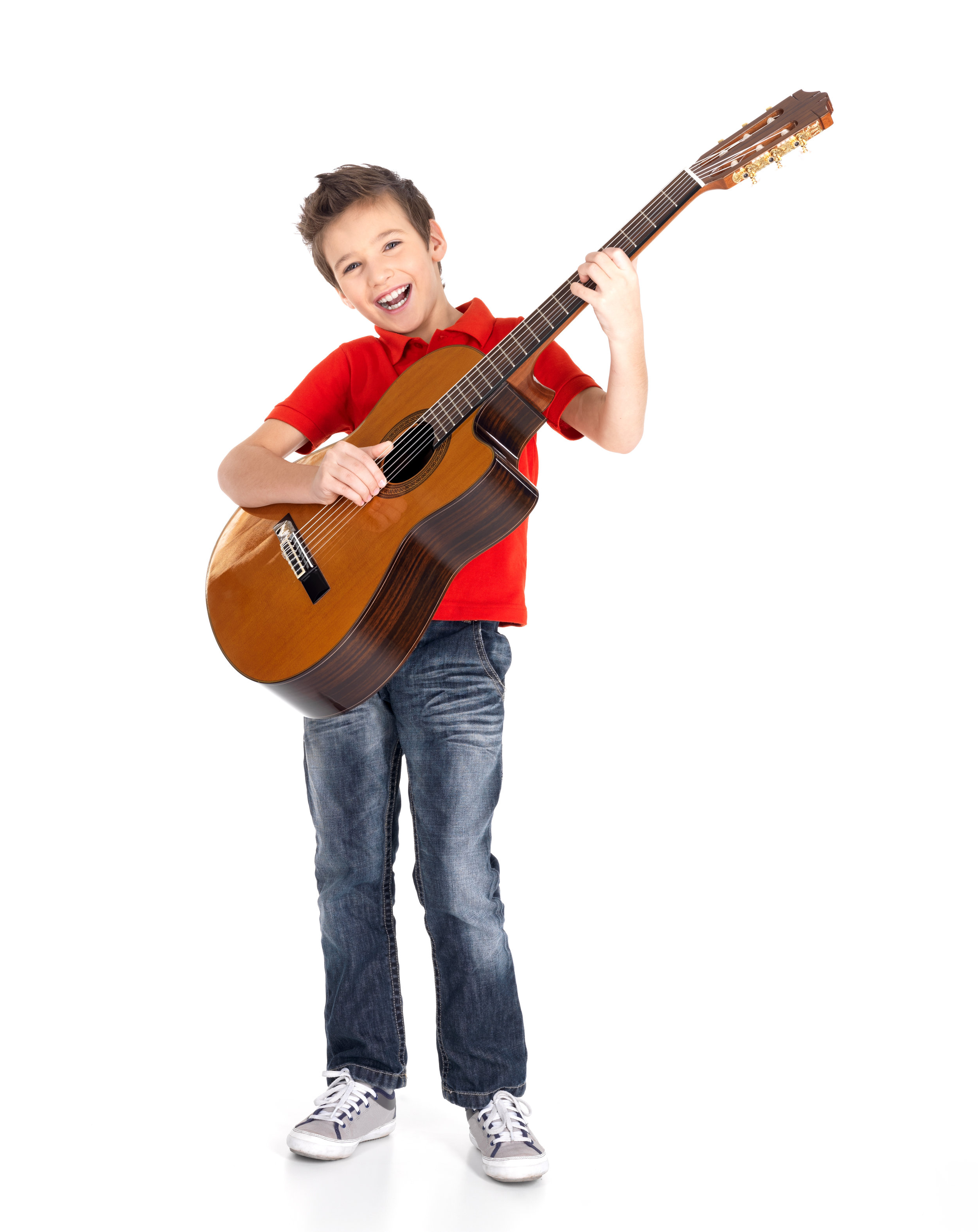 Guitar Lessons for kids in London Ear Training Importance