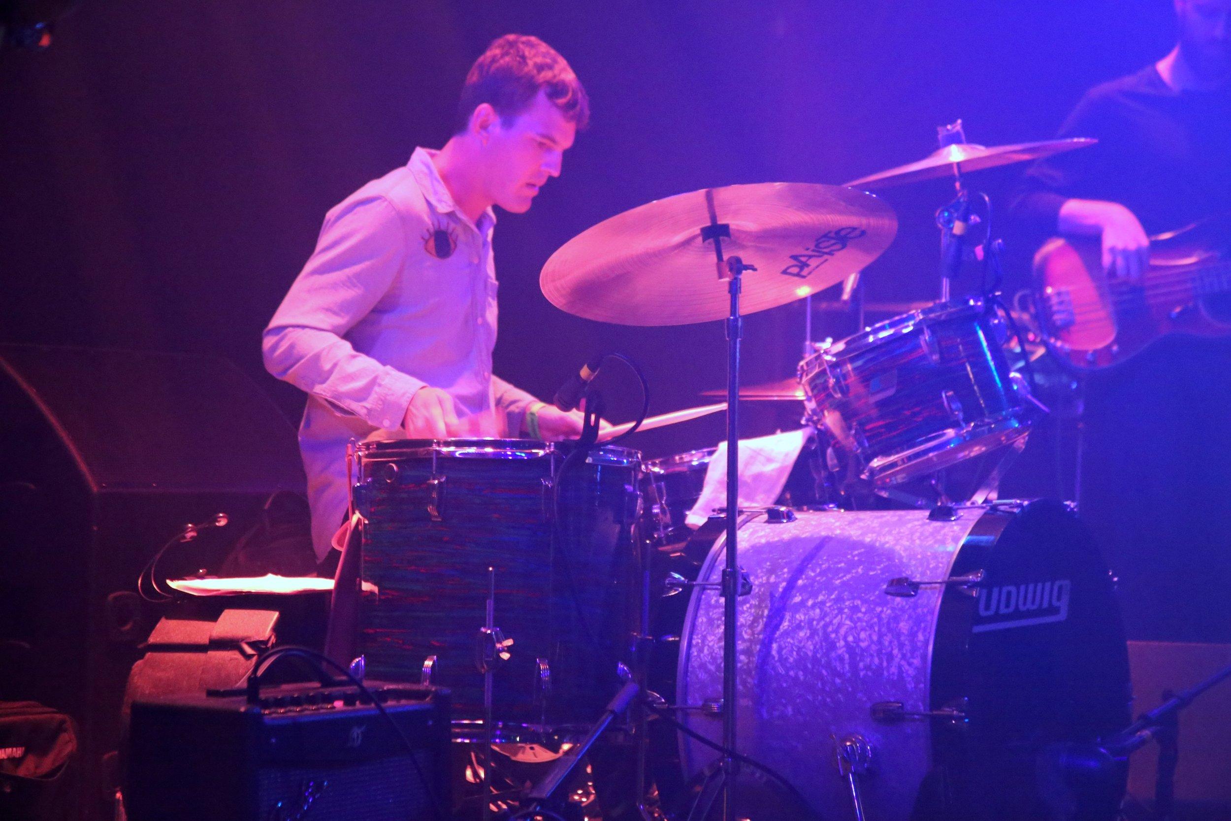 Drummer, Tripp Beam
