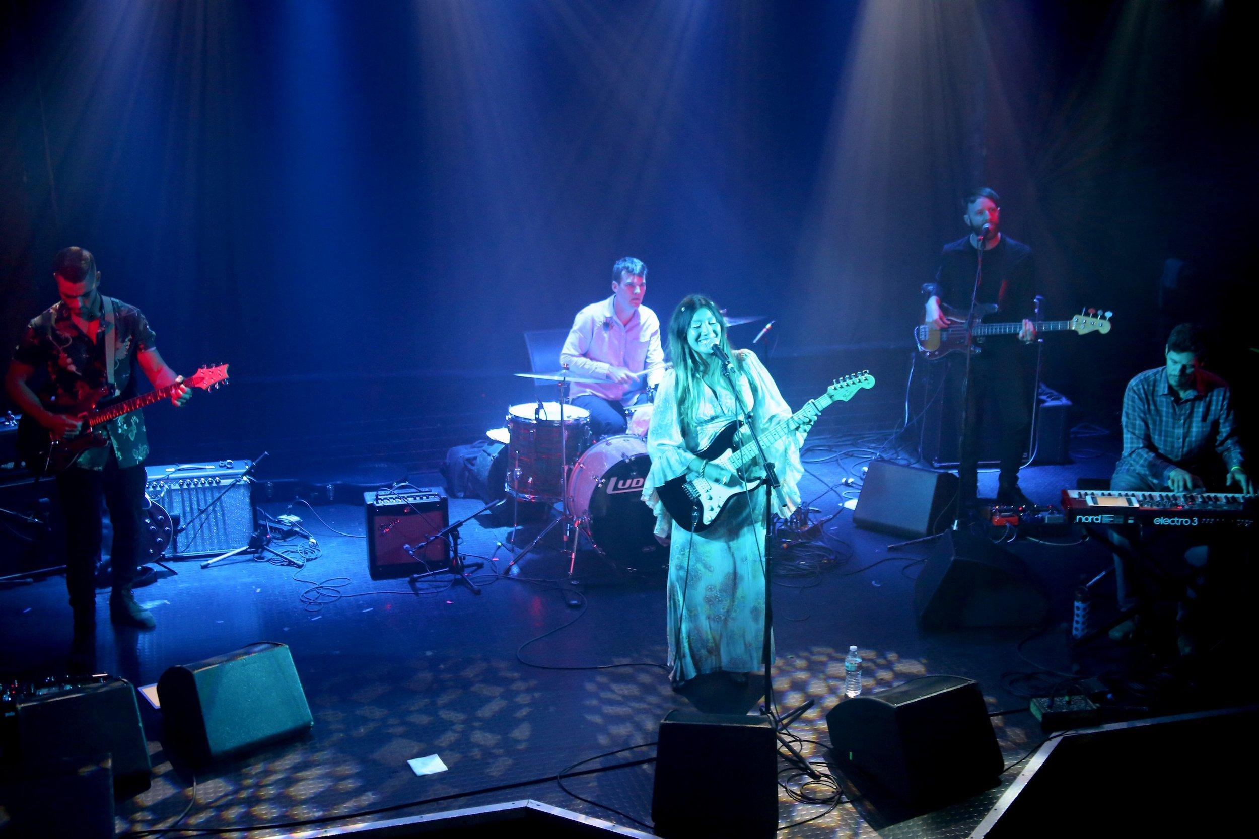 Tara Beier & Band @Troubadour, Los Angeles