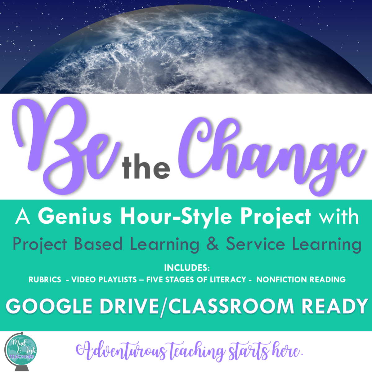 A service learning project that any high school English teacher can implement in her classroom.  Integrate research, reading, and project based learning all under the umbrella of service learning.
