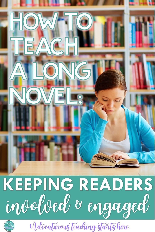 How to Teach a Long Novel