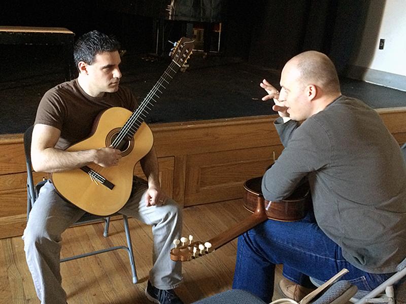 cours de GUITARE / guitar lessons -