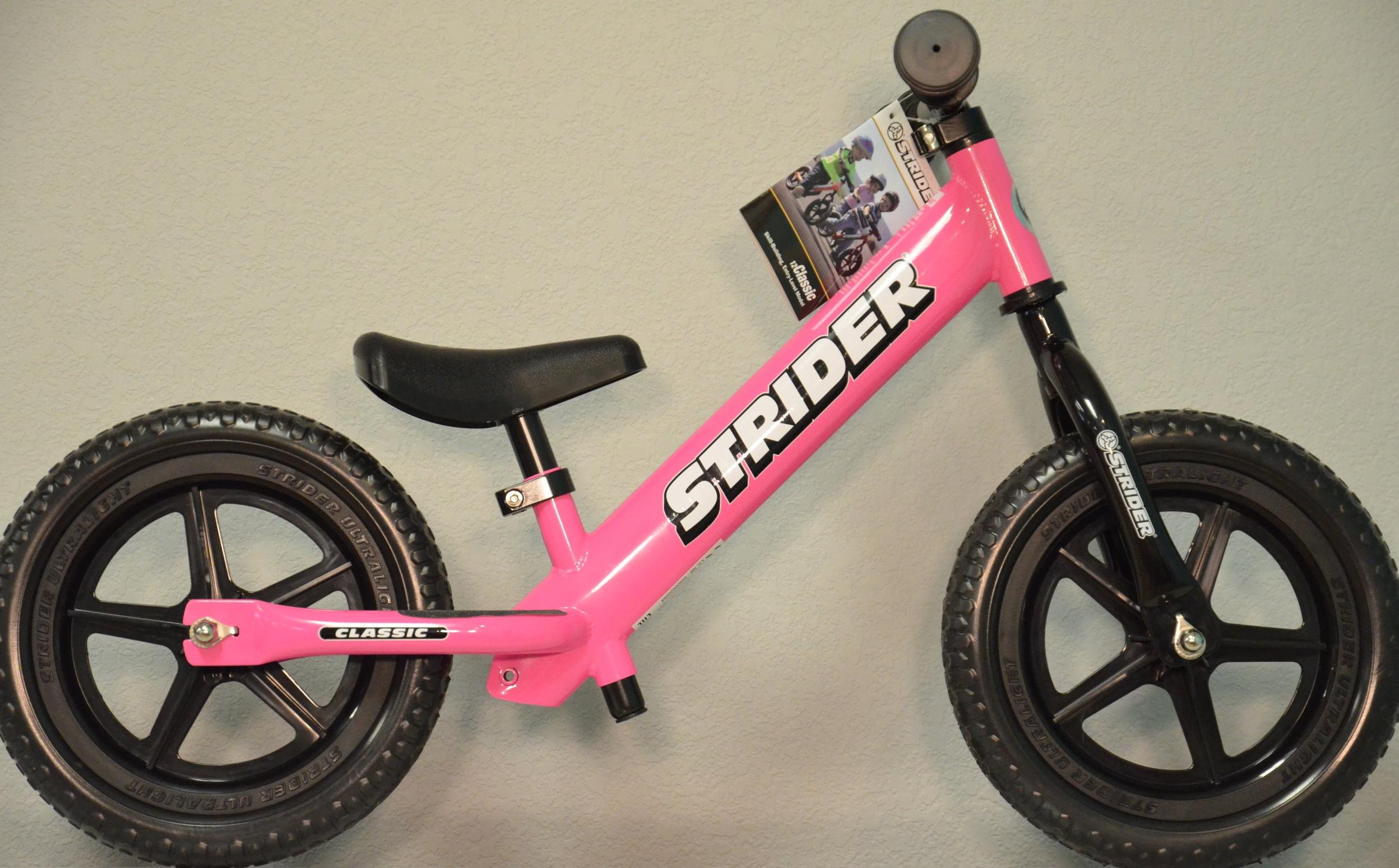 Pink Strider