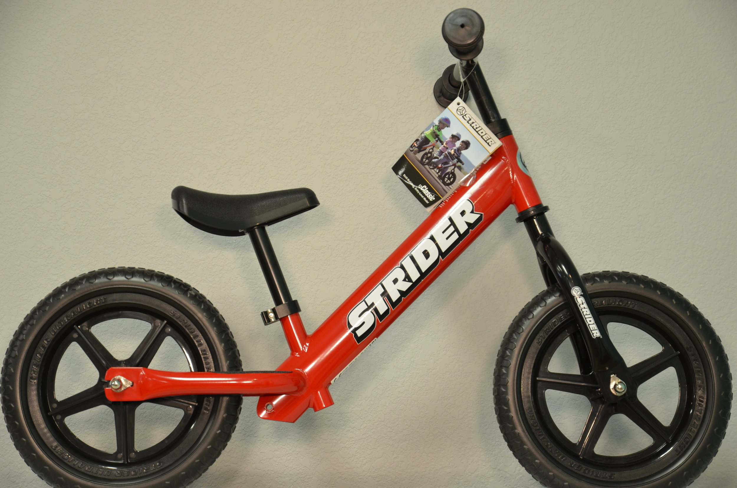 Strider Balance Bikes - The best way to learn to ride!