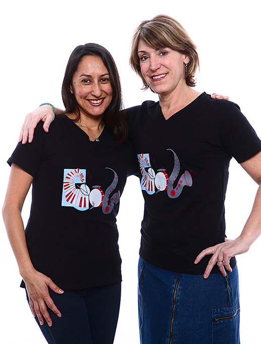 Dhana_COOL-Womens-Organic-Tee