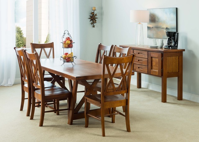 Crossings Dining collection