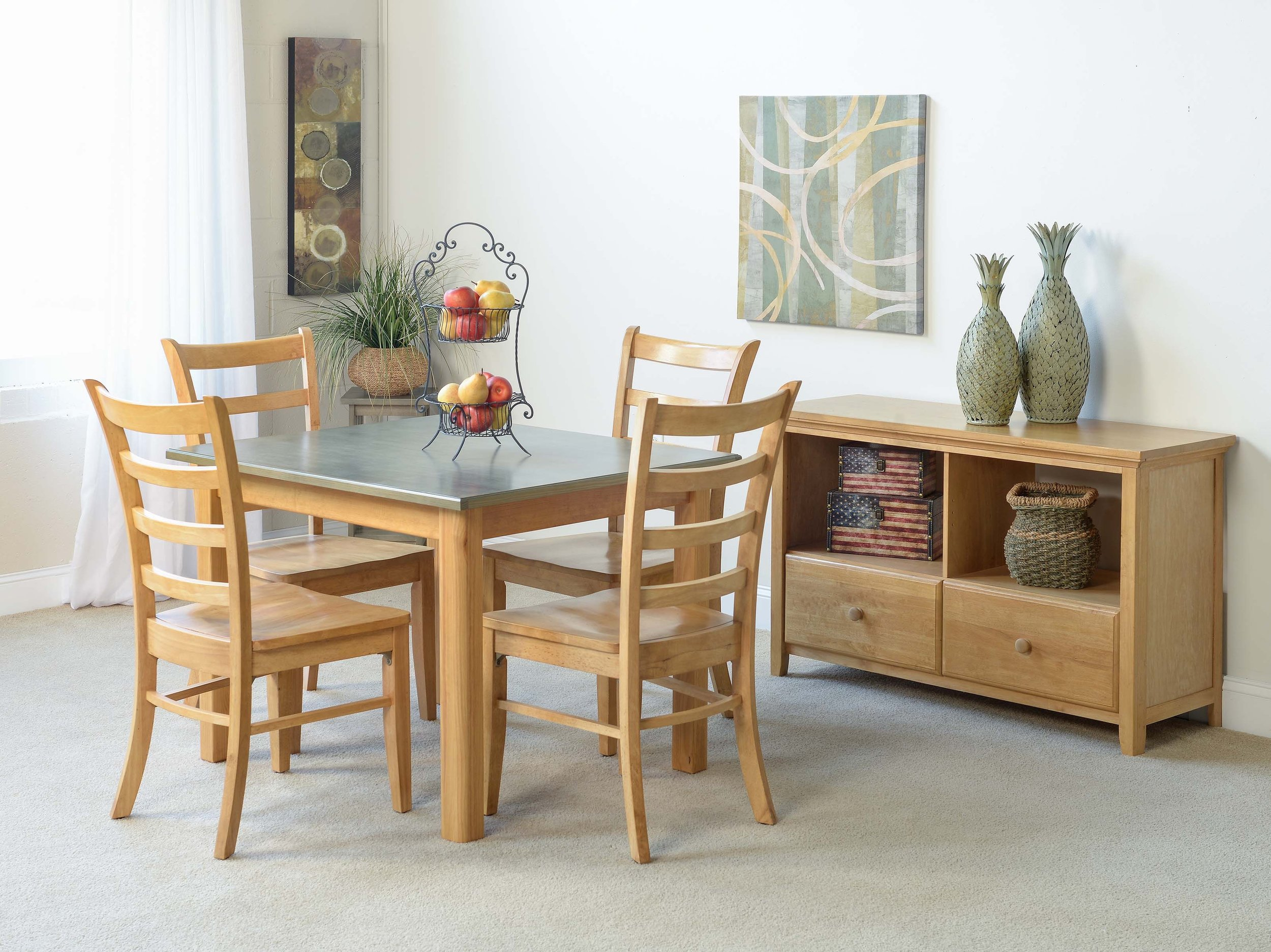 Charlotte dining collection