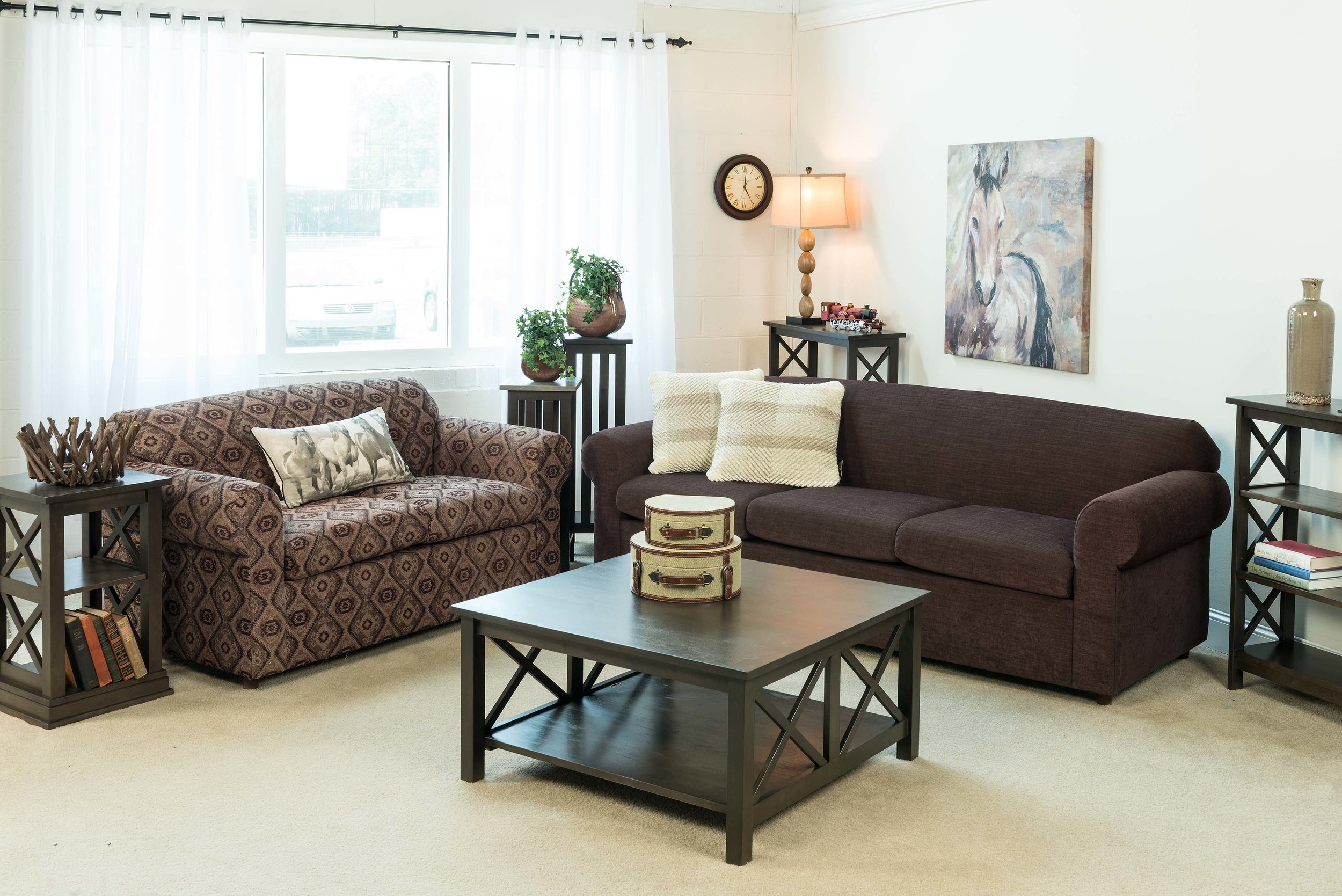 Crossings Accent tables