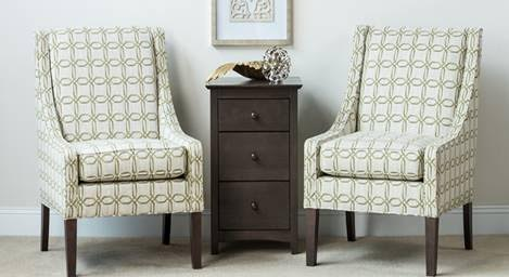 The Southport: The FIrst IN an upcoming line of occasional chairs