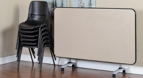 Nesting tables: the answer to a growing need for multi-use spaces and space saving furniture