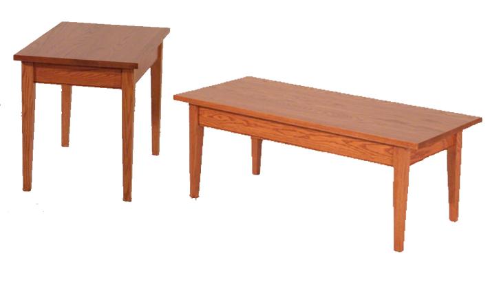 Shaker Rectangular Tables