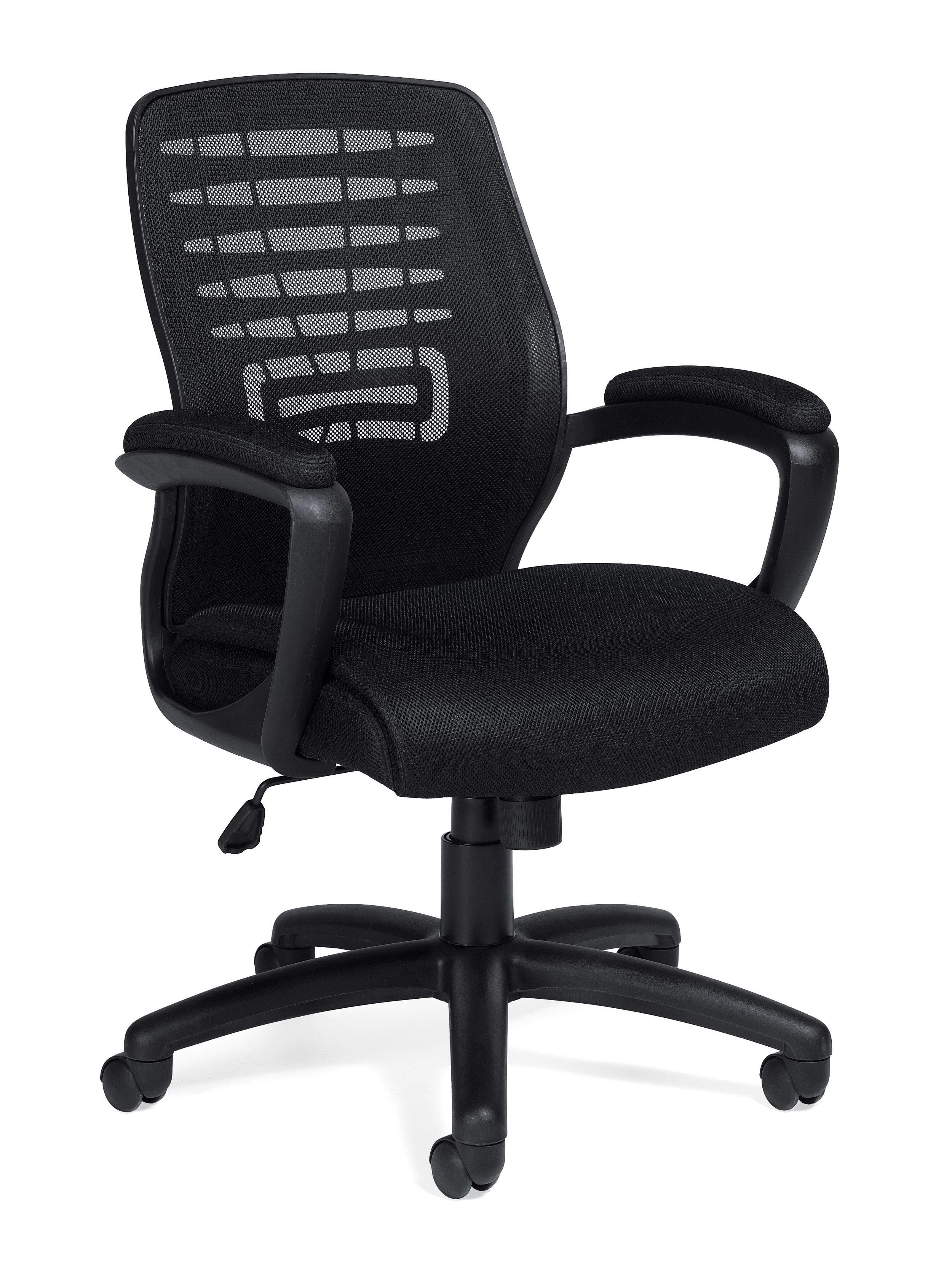 OTG11750B Mash Back Managers Chair