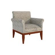 Newton Roll Arm Chair Rendering_Carlyle Bluestone.jpeg