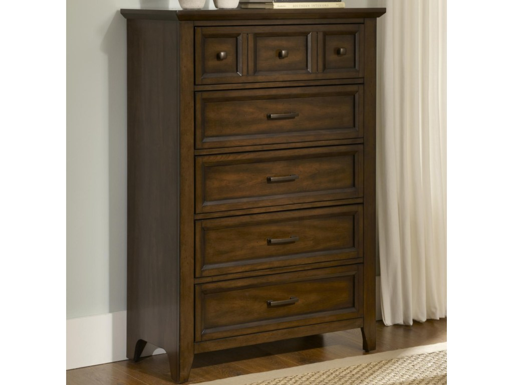 Rotman's Windy Hill 5 Drawer Chest