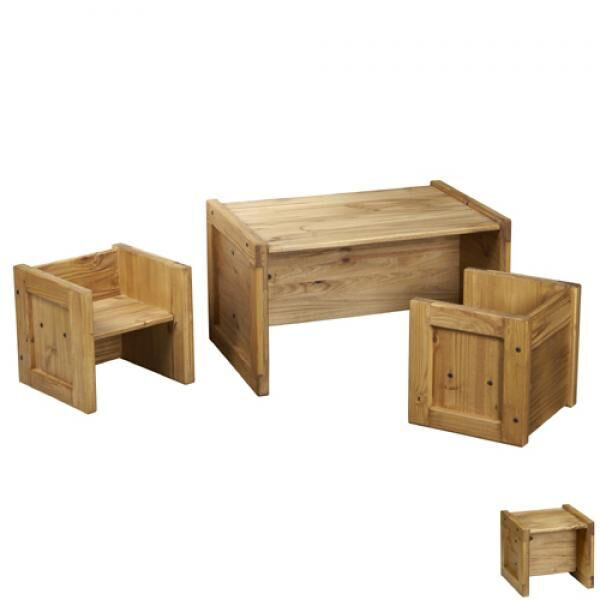 TEU CHildren's Table and Chairs