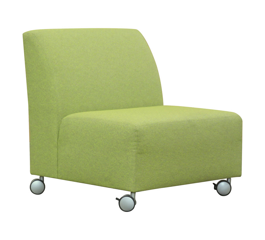 Hadley Chair on Casters