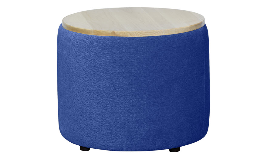 Dalton Ottoman with HPL Top