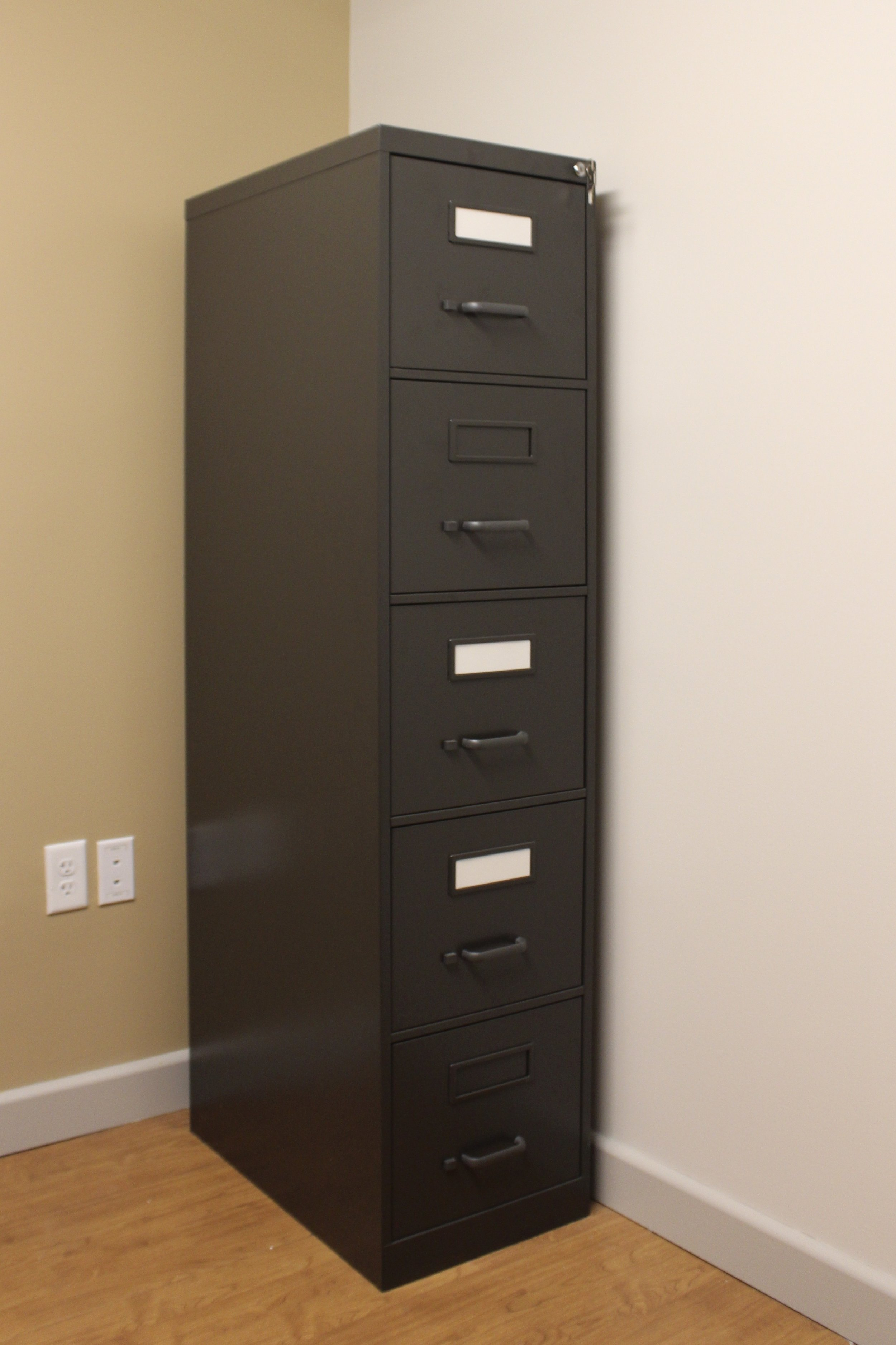 Large Standing File Cabinet