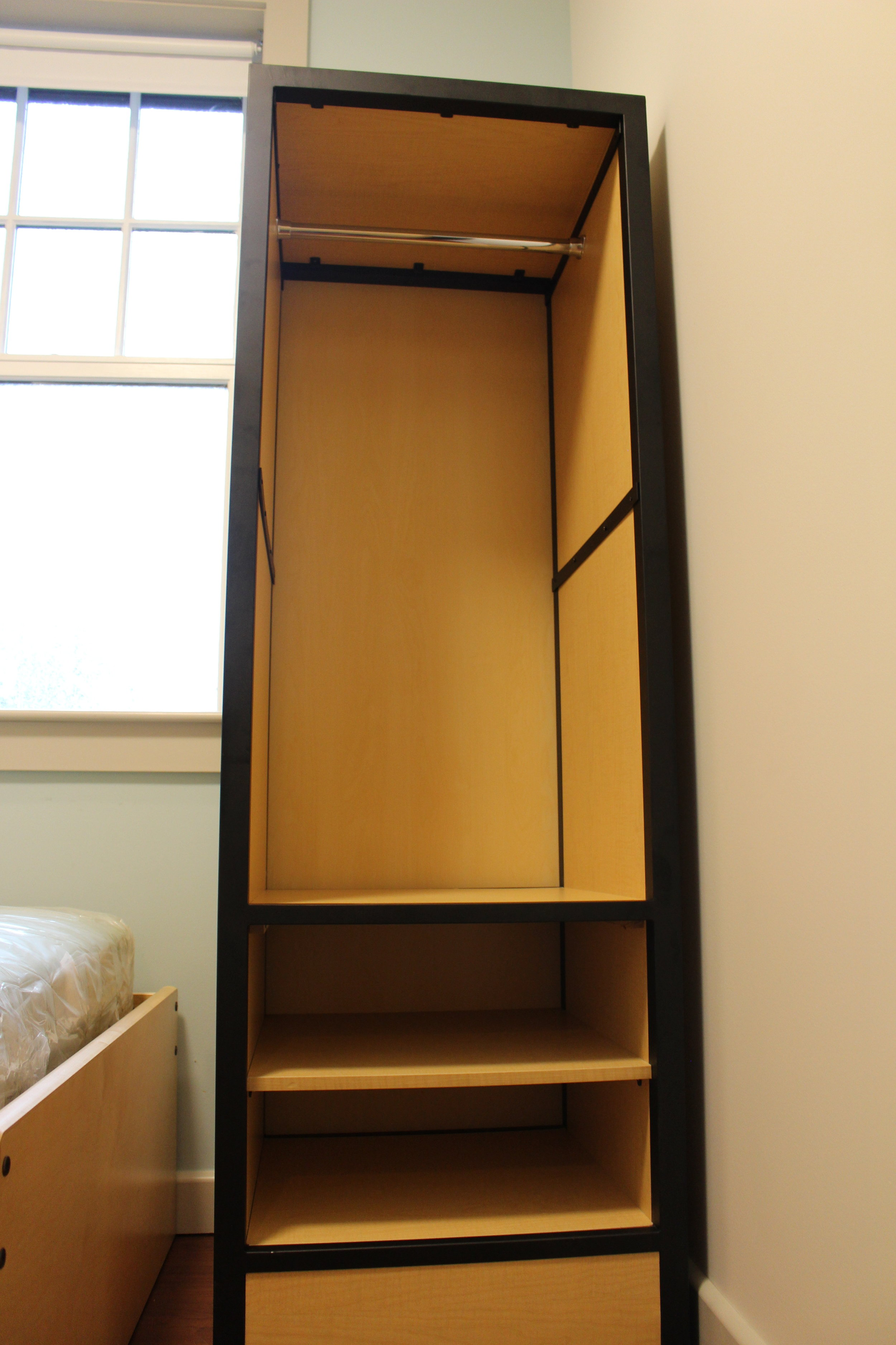 Custom Ferrante Wardrobe with Shelving