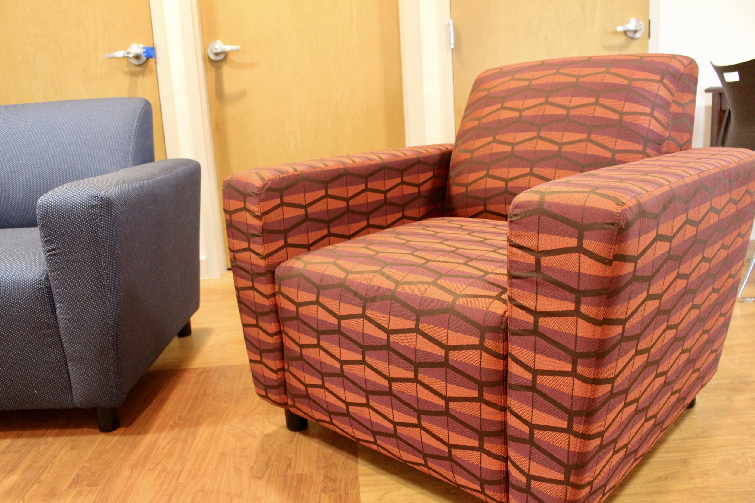 Collegetown Upholstered Chair