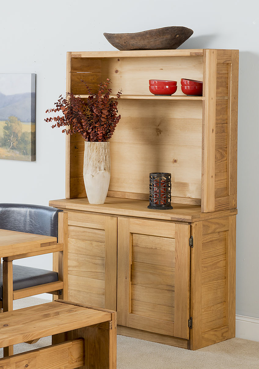 Classic Hutch and Adjustable shelf Contract price $564