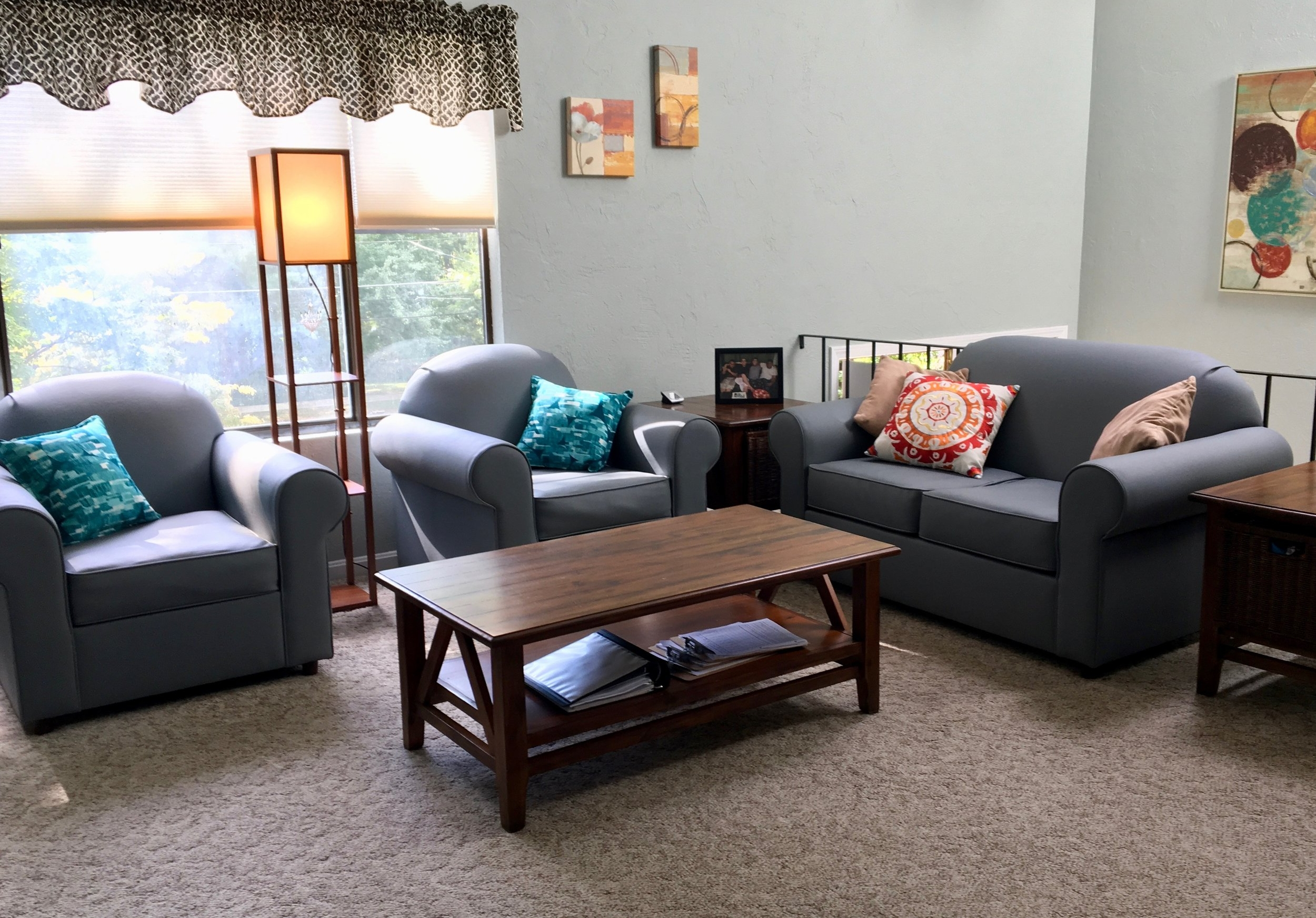 Richmond (sofa contract $824) series upholstered seating